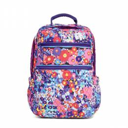 Vera Bradley Tech Backpack in Impressionista