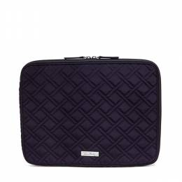 Vera Bradley Laptop Sleeve in Classic Navy