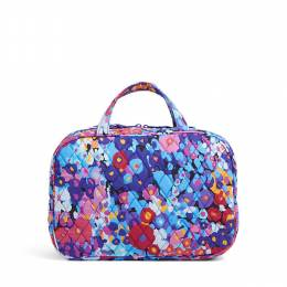 Vera Bradley Grand Cosmetic Bag in Impressionista