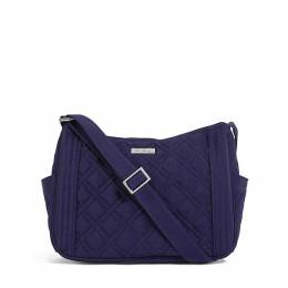 Vera Bradley On the Go Crossbody in Classic Navy