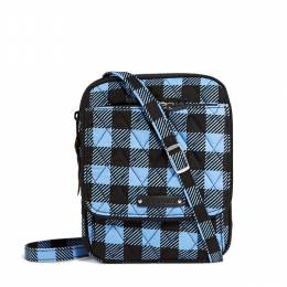Vera Bradley Mini Hipster Crossbody Bag in Alpine Check