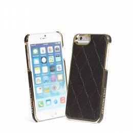 Vera Bradley Quilted Snap On Phone Case for iPhone 6 in Black