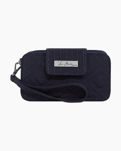 Smartphone Wristlet for iPhone 6 in Classic Navy