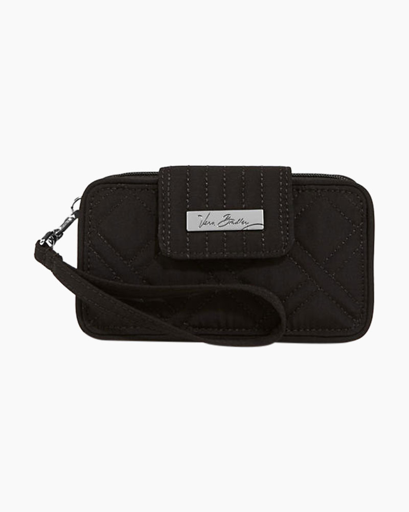 buy popular fa0d2 500c2 Smartphone Wristlet for iPhone 6 in Classic Black