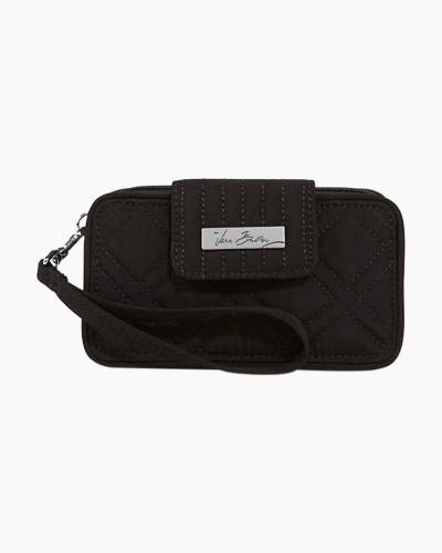 Smartphone Wristlet for iPhone 6 in Classic Black