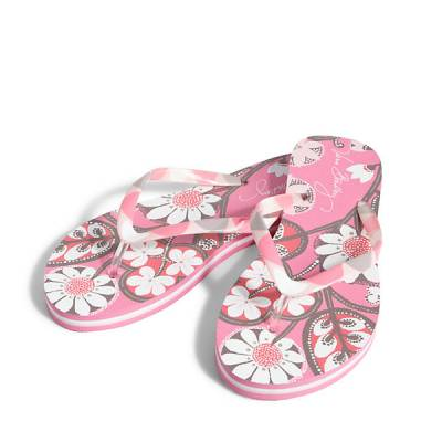 Flip Flops in Blush Pink