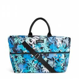 Vera Bradley Lighten Up Expandable Travel Bag in Camofloral