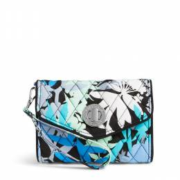 Vera Bradley Your Turn Smartphone Wristlet in Camofloral