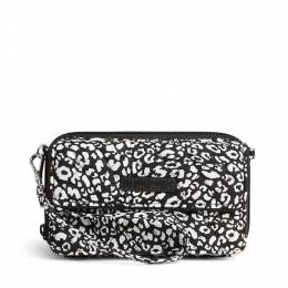 Vera Bradley All in One Crossbody and Wristlet for iPhone 6+ in Camocat
