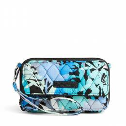 Vera Bradley All in One Crossbody and Wristlet for iPhone 6+ in Camofloral