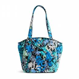 Vera Bradley Glenna Shoulder Bag in Camofloral