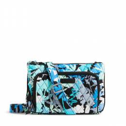 Vera Bradley Little Hipster Crossbody in Camofloral