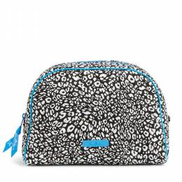 Vera Bradley Large Zip Cosmetic in Camocat