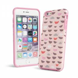 Vera Bradley Hybrid Case for iPhone 6+/6s+ in Blush Pink