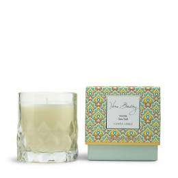 Vera Bradley Scented Candle in Glass in Vanilla Sea Salt