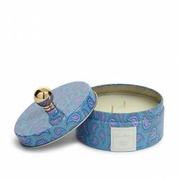 Vera Bradley Scented Candle in Tin in Cotton Flower