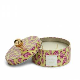 Vera Bradley Scented Candle in Tin in Appleberry Champagne