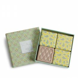 Vera Bradley Soap Gift Set in Vanilla Sea Salt