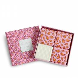 Vera Bradley Soap Gift Set in Macaroon Rose