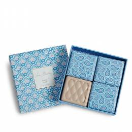 Vera Bradley Soap Gift Set in Cotton Flower