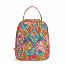 Vera Bradley Lunch Bunch Bag in Paisley In Paradise