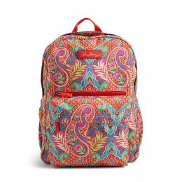 Vera Bradley Lighten Up Grande Backpack in Paisley In Paradise