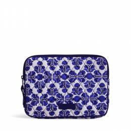 Vera Bradley E-Reader Sleeve in Cobalt Tile