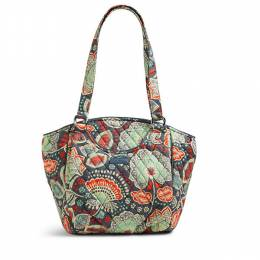 Vera Bradley Glenna Shoulder Bag in Nomadic Floral