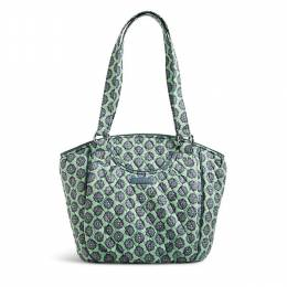 Vera Bradley Glenna Shoulder Bag in Nomadic Blossoms