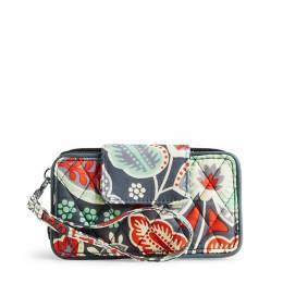 Vera Bradley Smartphone Wristlet for iPhone 6 in Nomadic Floral