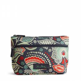 Vera Bradley Lighten Up Travel Cosmetic in Nomadic Floral