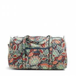 Vera Bradley Large Duffel 2.0 Travel Bag in Nomadic Floral
