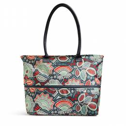 Vera Bradley Lighten Up Expandable Travel Tote in Nomadic Floral