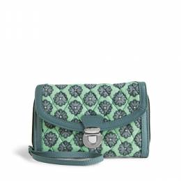 Vera Bradley Ultimate Wristlet in Nomadic Blossoms