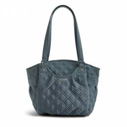 Vera Bradley Glenna Shoulder Bag in Charcoal