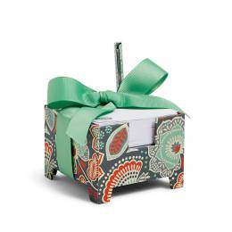 Vera Bradley Note Cube with Mini Pen in Nomadic Floral
