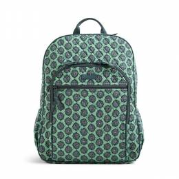 Vera Bradley Campus Backpack in Nomadic Blossoms