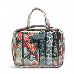Vera Bradley 4 Piece Cosmetic Set  in Nomadic Floral