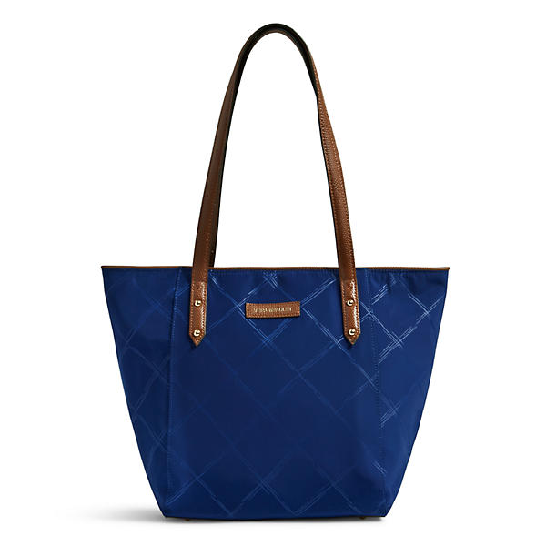 Vera Bradley Small Ella Tote in Evening Sky