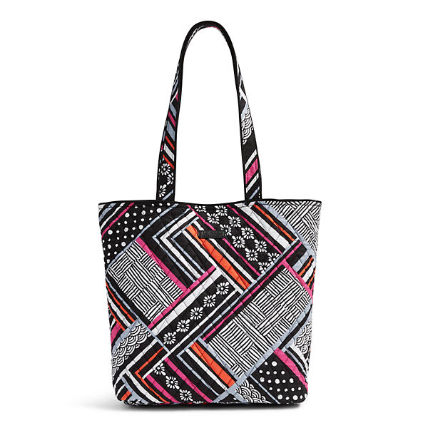 Vera Bradley Tote 2.0 in Northern Stripes