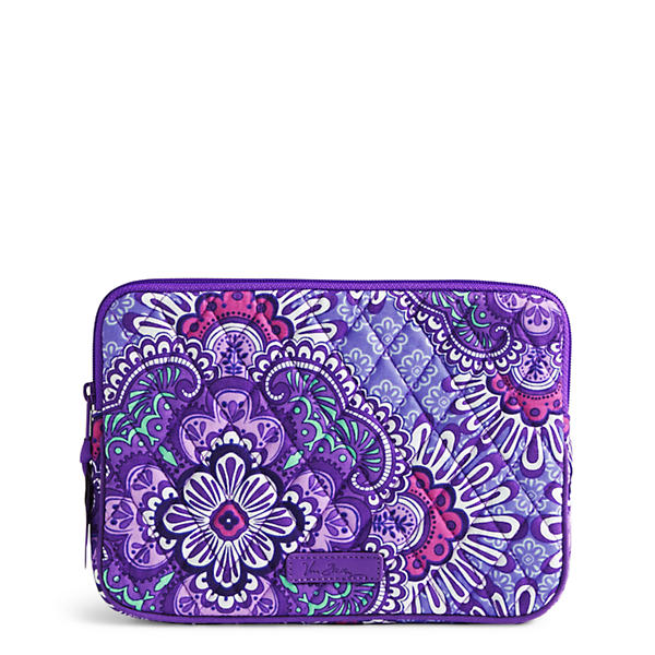 Vera Bradley E-Reader Sleeve in Lilac Tapestry