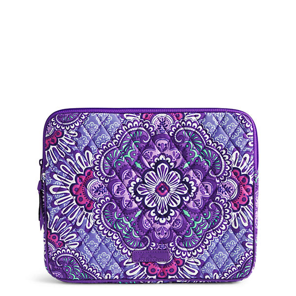 Vera Bradley Tablet Sleeve in Lilac Tapestry