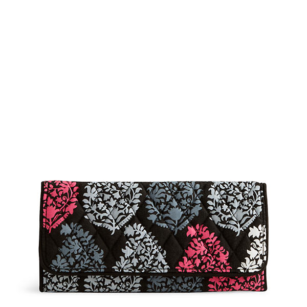 Vera Bradley Trifold Wallet in Northern Lights