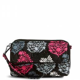 Vera Bradley All in One Crossbody and Wristlet for iPhone 6+ in Northern Lights