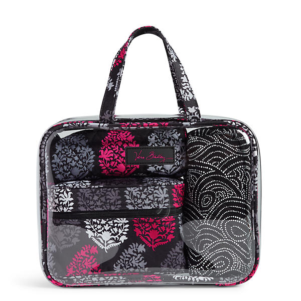 Vera Bradley 4 pc. Cosmetic Organizer in Northern Lights