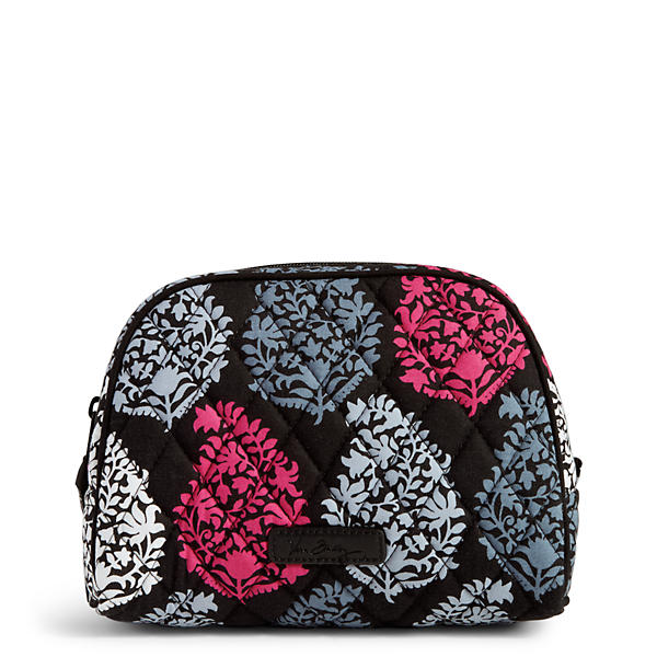 Vera Bradley Medium Cosmetic in Northern Lights