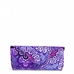 Vera Bradley Eyeglass Case in Lilac Tapestry