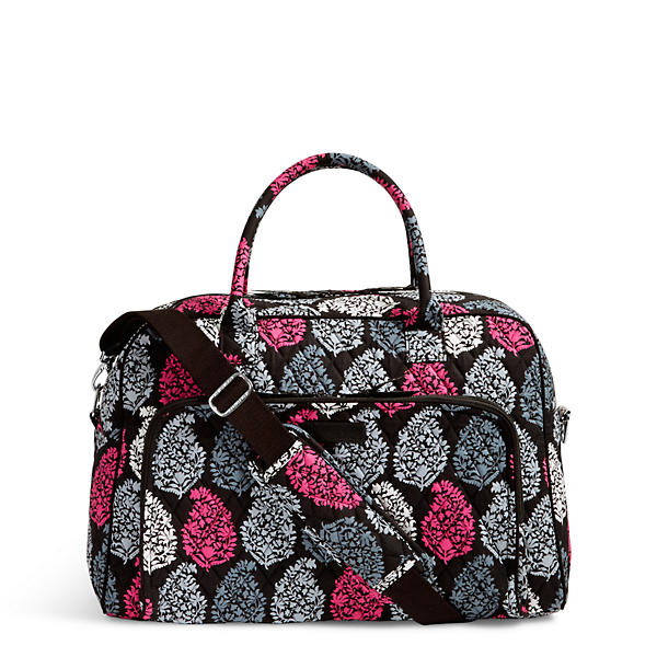 Vera Bradley Weekender Travel Bag in Northern Lights