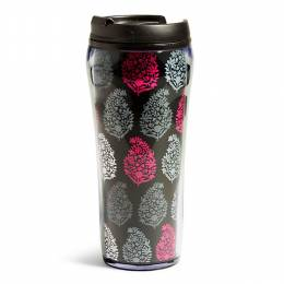 Vera Bradley Travel Mug in Northern Lights