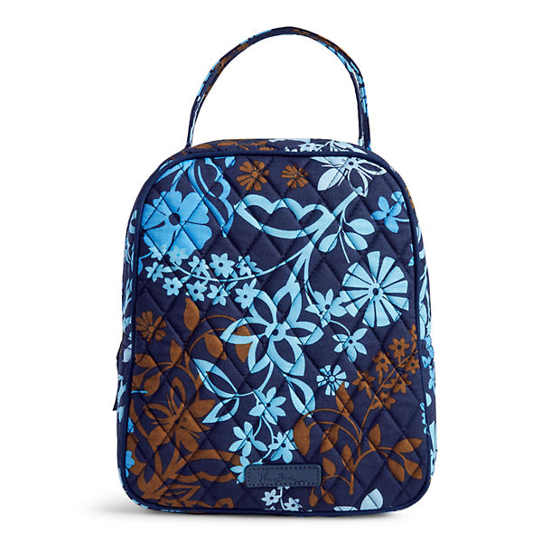 Vera Bradley Lunch Bunch Bag in Java Floral